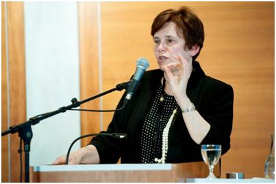 Verlegerin und Kulturhistorikerin Irina Prochorowa