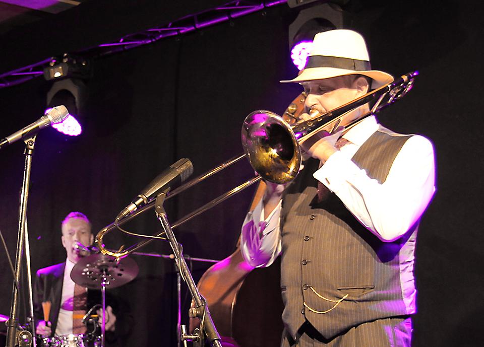 Jazz in den Ministergärten 2018