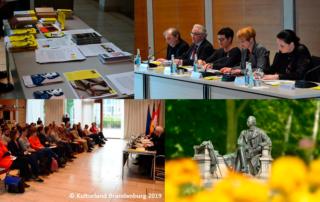 "Pressekonferenz Kulturland ""fontane.200"""