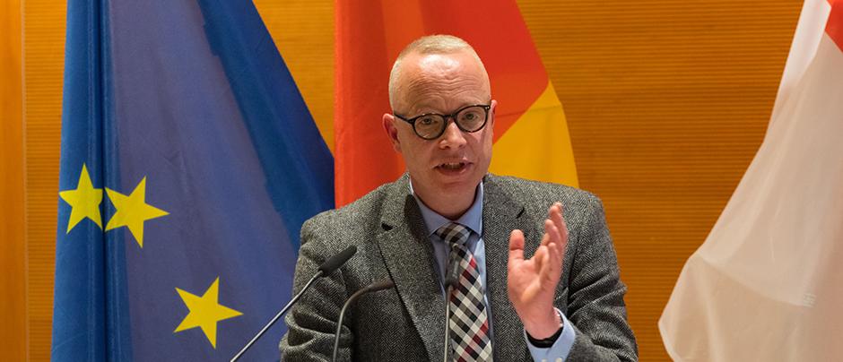 Dr. Raphael Utz, Foto: Marc Darchinger
