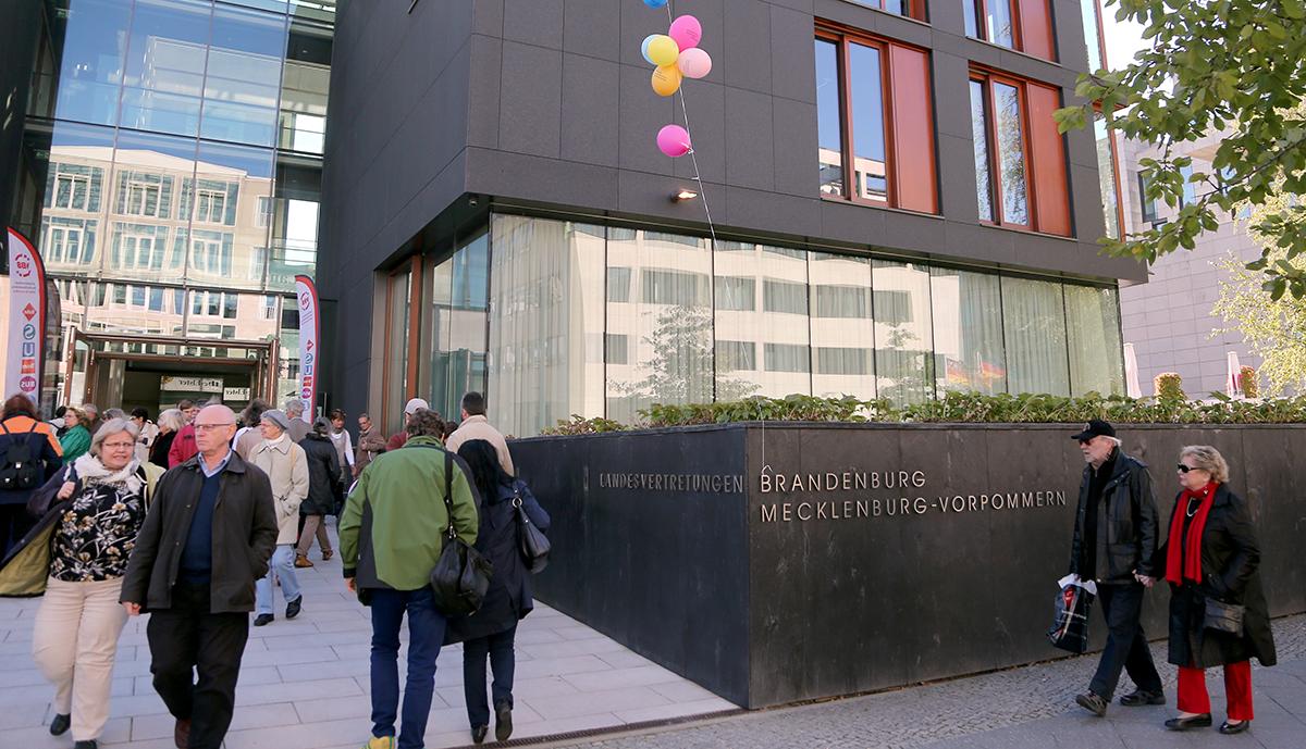 Tag der offenen Tür, Foto: picture alliance / dpa