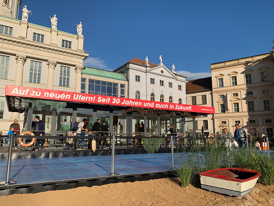 Potsdam zur EinheitsEXPO