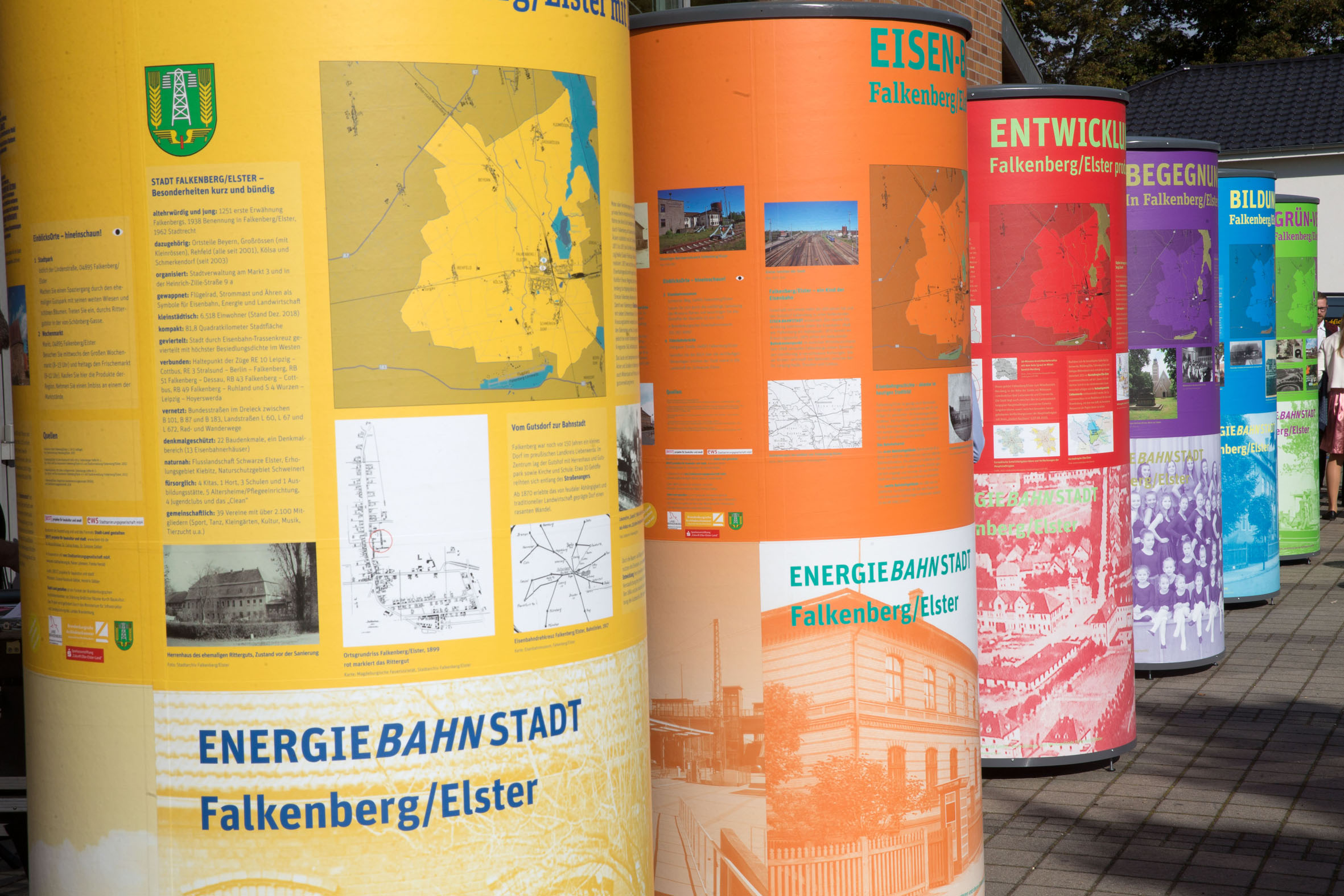 ENERGIEBAHNSTADT Falkenberg/Elster