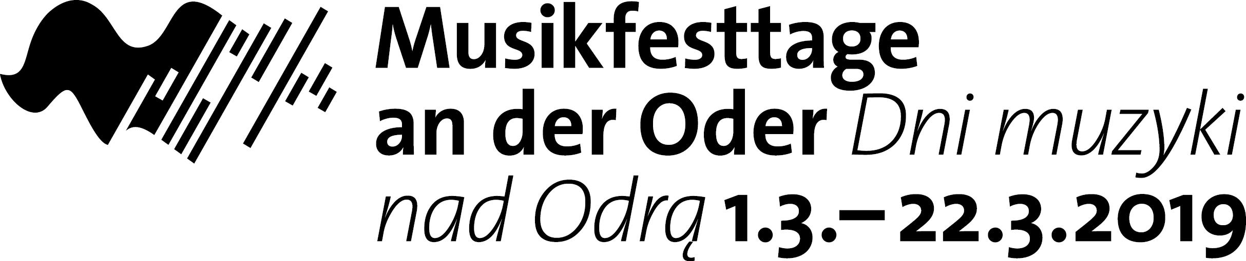 Logo Musikfesttage 2019