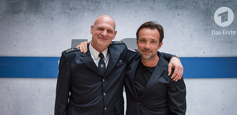Hauptdarsteller: Lucas Gregorowicz, Foto: Claudius Pflug