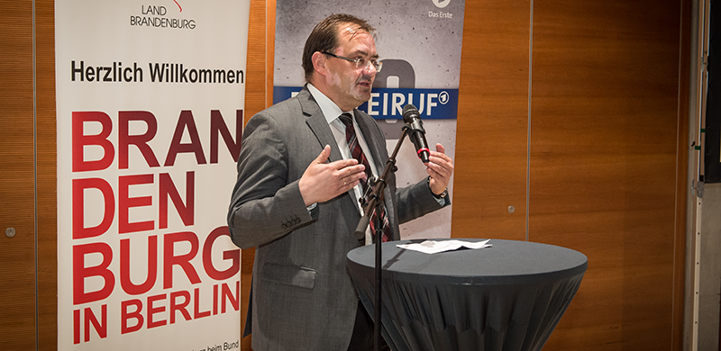Minister Vogelsänger, Foto: Claudius Pflug