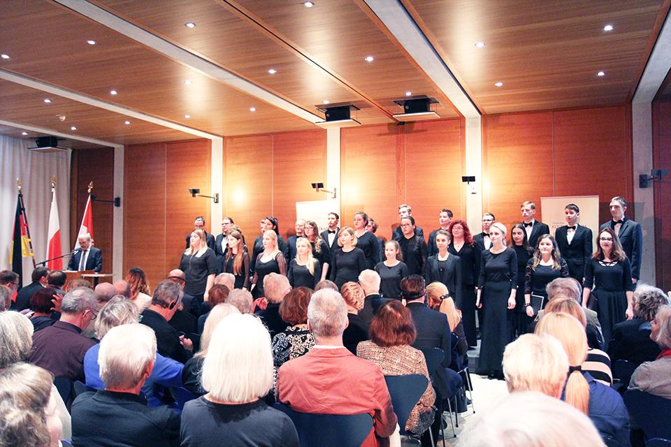 Kammerchors der Kunstakademie Stettin
