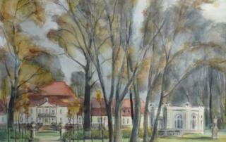 Manfred Pietsch, Schlosspark Wiepersdorf